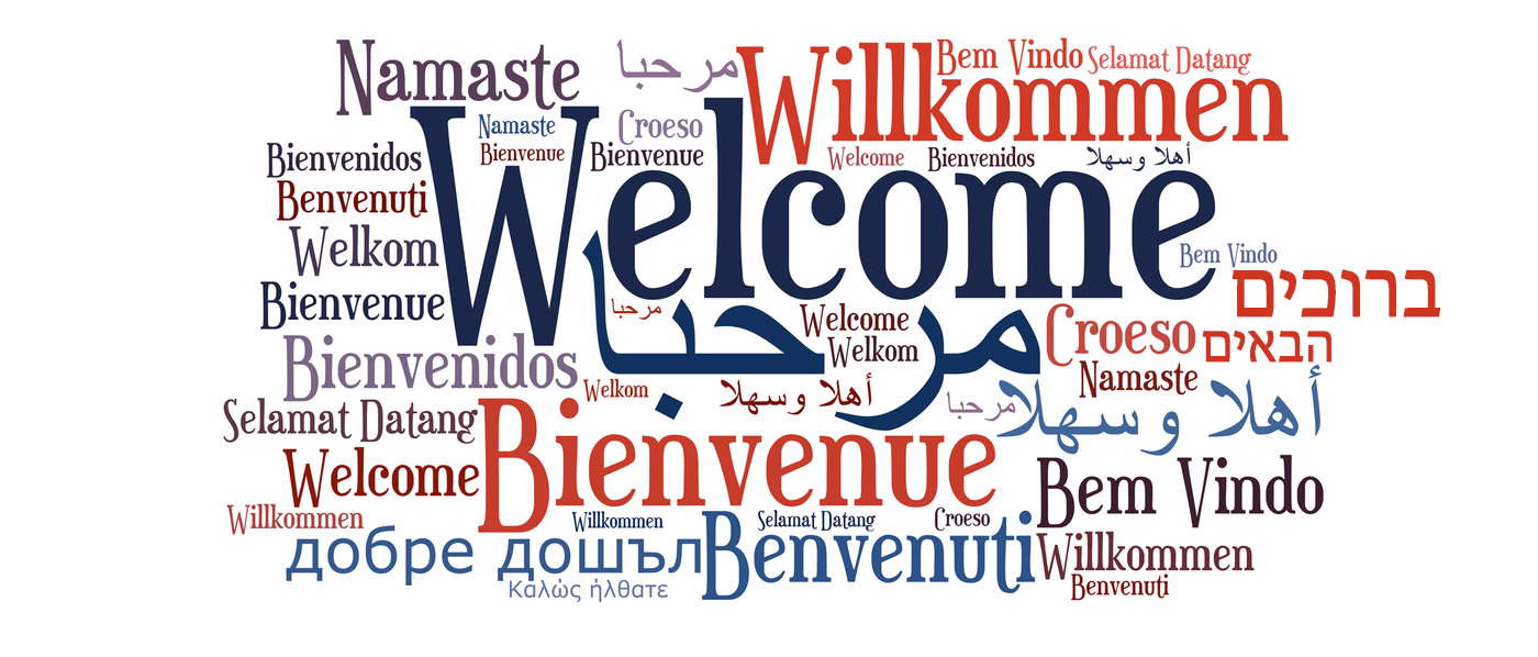 welcome-languages